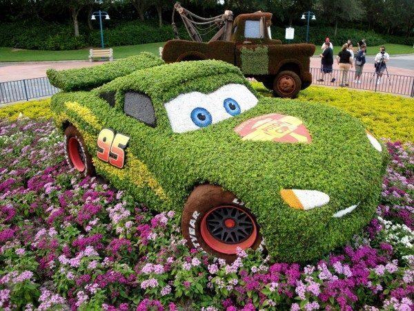 Epcot International Flower & Garden Festival - Carros