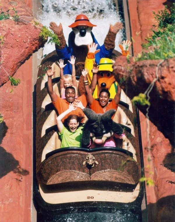 Splash Mountain Qurda
