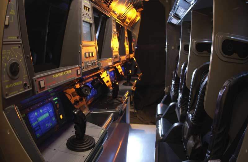 mission space Nave