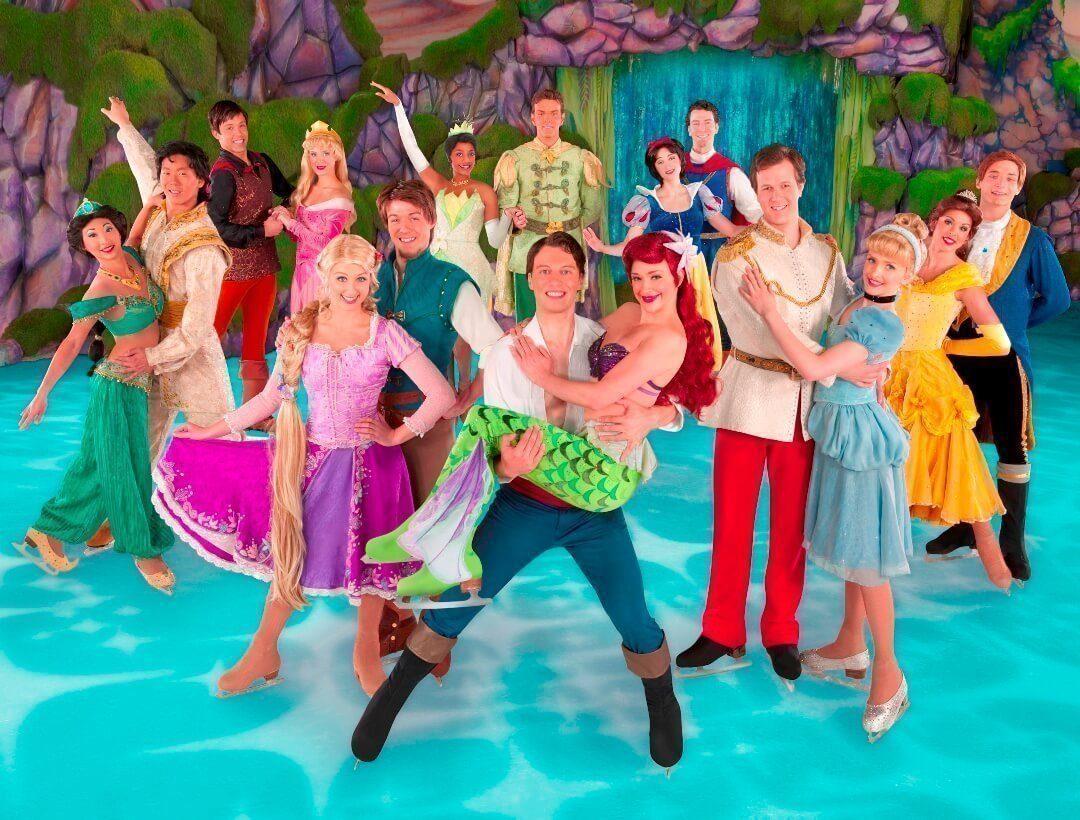 Disney on ice - Heroes princesses