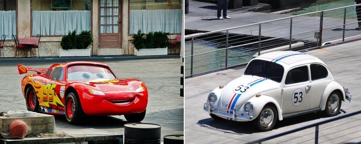 McQueen - Herbie