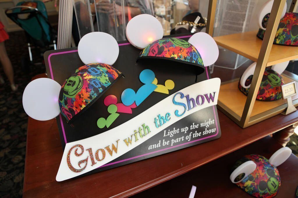 Glow with the Show ear 2