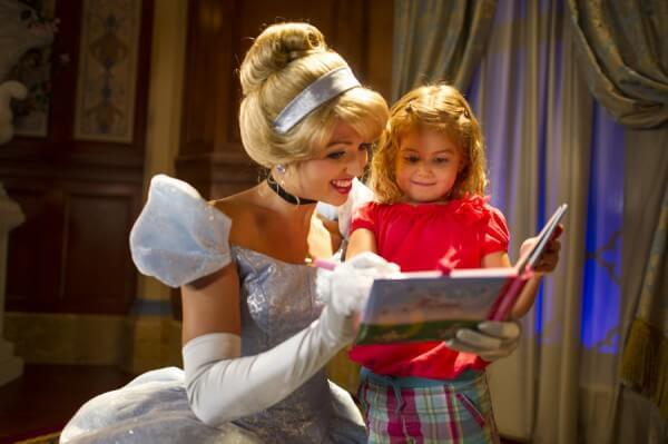 Princess Fairytale Hall-Encontro