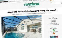 Matéria para o site Gazeta do Povo