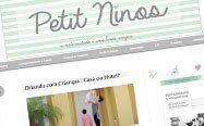 Matéria para o site PetitNinos