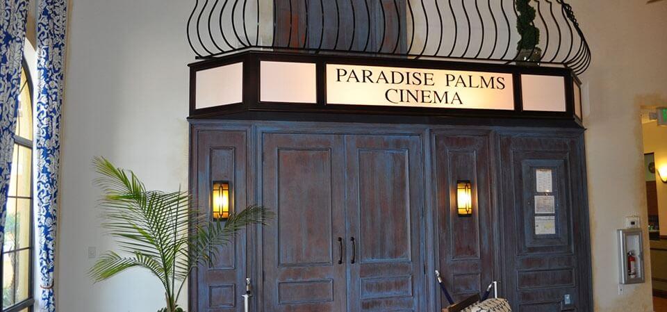 Condomínio Paradise Palms