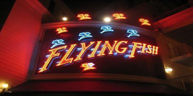 The Flying Fish Café